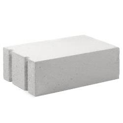 Блоки из ячеистых бетонов стеновые с системой паз-гребень
