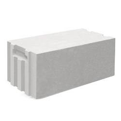 Блоки из ячеистых бетонов стеновые с карманным захватом и системой паз-гребень